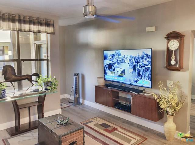 940 E Palm Canyon Dr #102, Palm Springs, CA 92264 (MLS #21-783756) :: Zwemmer Realty Group