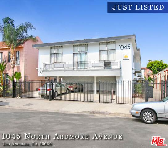 1045 N Ardmore Ave, Los Angeles, CA 90029 (#21-783770) :: Lydia Gable Realty Group