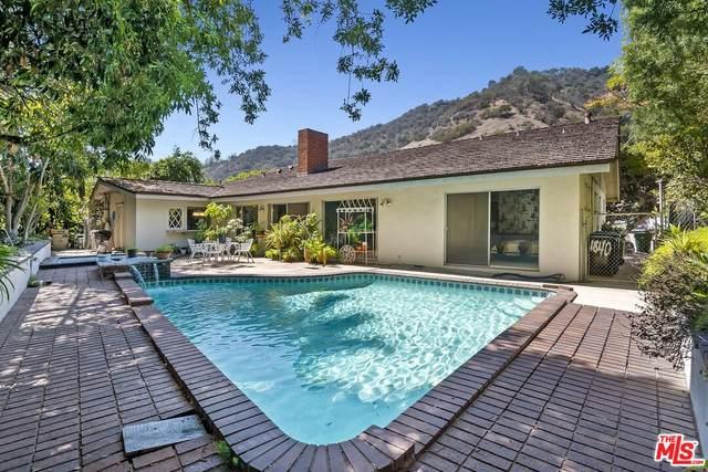 1840 San Ysidro Dr, Beverly Hills, CA 90210 (#21-783872) :: TruLine Realty