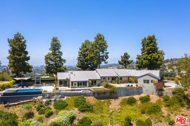 1270 Lago Vista Dr, Beverly Hills, CA 90210 (#21-783920) :: Lydia Gable Realty Group