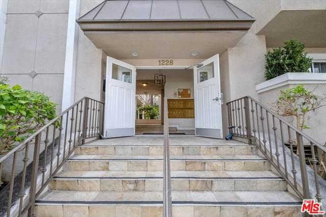 1228 14Th St #203, Santa Monica, CA 90404 (#21-783956) :: Vida Ash Properties | Compass
