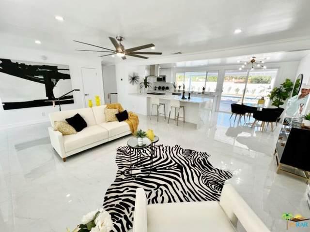 520 W Yorba Rd, Palm Springs, CA 92262 (MLS #21-784018) :: The Sandi Phillips Team