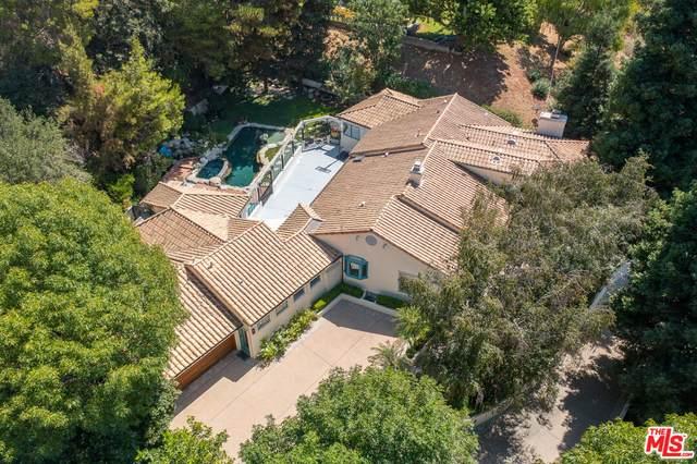 3546 Longridge Ave, Sherman Oaks, CA 91423 (#21-784056) :: The Bobnes Group Real Estate