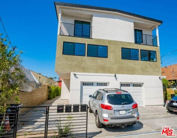 1807 S New Hampshire Ave, Los Angeles, CA 90006 (MLS #21-784240) :: Zwemmer Realty Group
