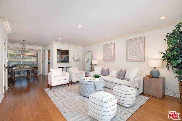 11646 Chenault St #18, Los Angeles, CA 90049 (#21-784346) :: TruLine Realty