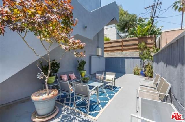 1222 N Kings Rd #3, West Hollywood, CA 90069 (#21-784352) :: Montemayor & Associates