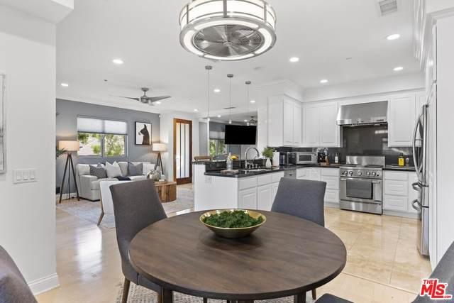 3917 Bentley Ave, Culver City, CA 90232 (#21-784376) :: Berkshire Hathaway HomeServices California Properties