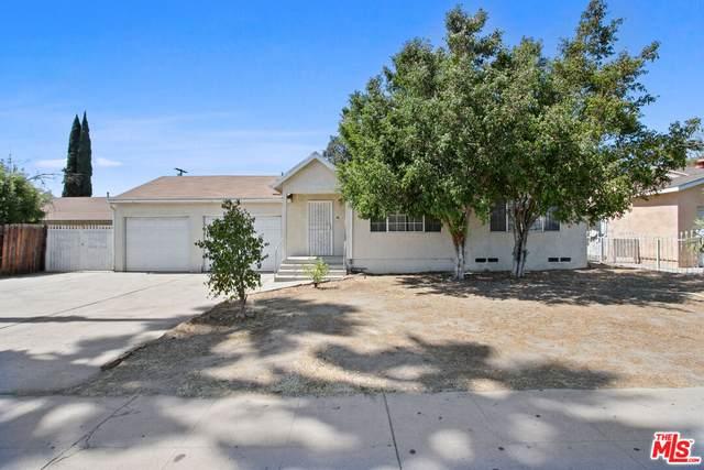 8221 Laurel Canyon Blvd, North Hollywood, CA 91605 (#21-784398) :: Lydia Gable Realty Group