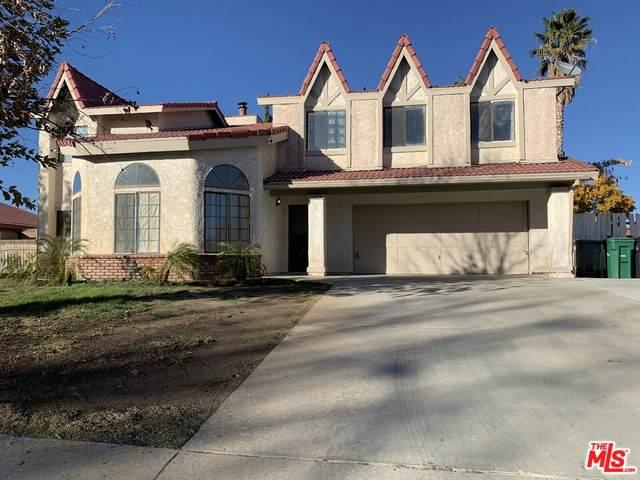 1633 Lauterbach St, Lancaster, CA 93535 (#21-784466) :: The Bobnes Group Real Estate