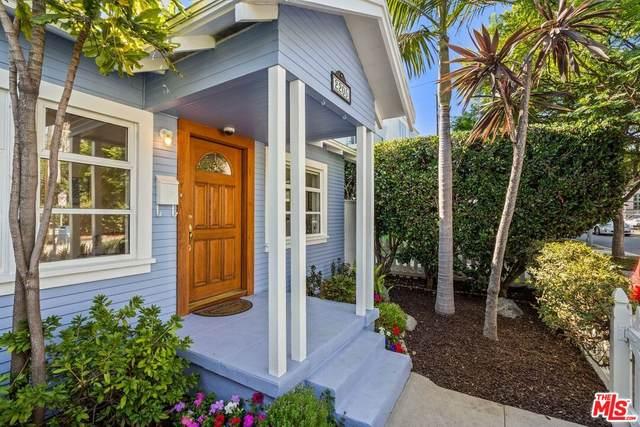 2205 Ocean Ave, Venice, CA 90291 (#21-784502) :: Lydia Gable Realty Group