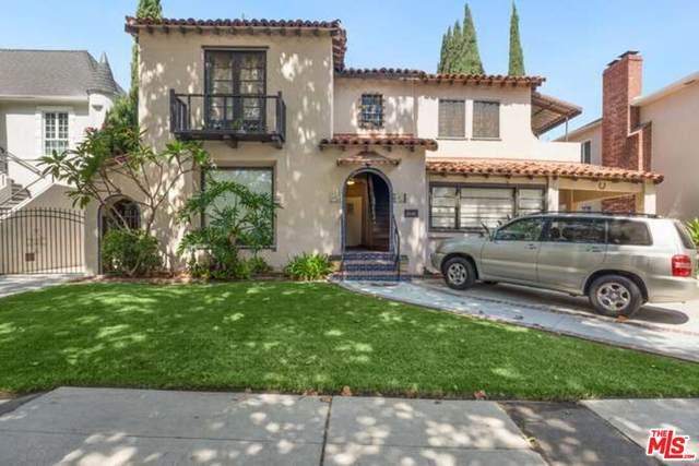 6451 W 6Th St, Los Angeles, CA 90048 (#21-784564) :: The Suarez Team