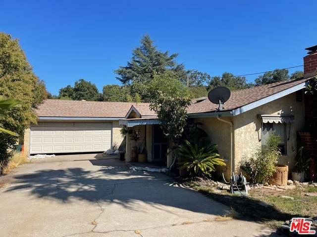 192 Valley Rd, Oak View, CA 93022 (#21-784592) :: Compass