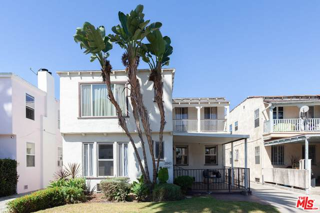 2841 Alsace Ave, Los Angeles, CA 90016 (#21-784608) :: TruLine Realty