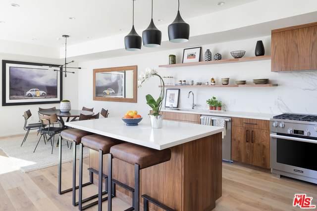 3214 Highland Ave #6, Santa Monica, CA 90405 (#21-784634) :: Vida Ash Properties | Compass