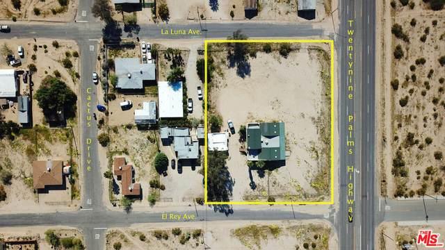 72439 Twentynine Palms Hwy, TWENTY-NINE PALMS, CA 92277 (#21-784704) :: Vida Ash Properties | Compass