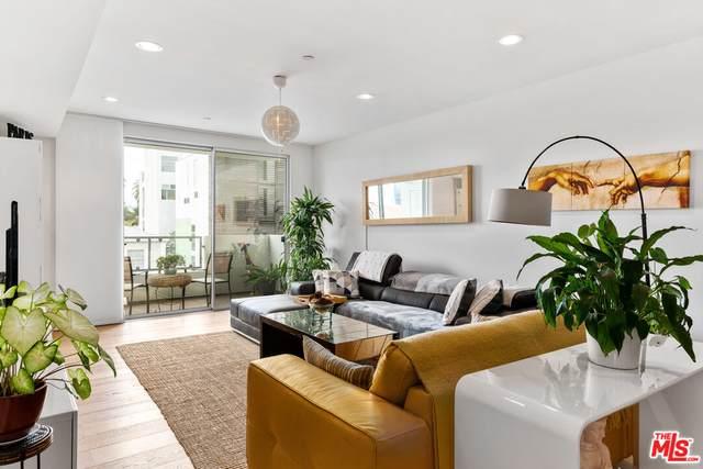 118 N Kings Rd #301, Los Angeles, CA 90048 (#21-784712) :: Vida Ash Properties | Compass