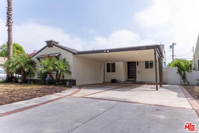 5832 Noble Ave, Sherman Oaks, CA 91411 (#21-784742) :: The Grillo Group