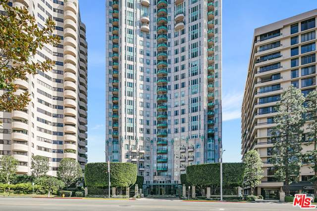 10580 Wilshire Blvd 8NW, Los Angeles, CA 90024 (#21-784780) :: Lydia Gable Realty Group