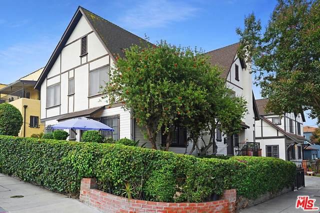 5076 Lemon Grove Ave, Los Angeles, CA 90029 (#21-784796) :: The Parsons Team