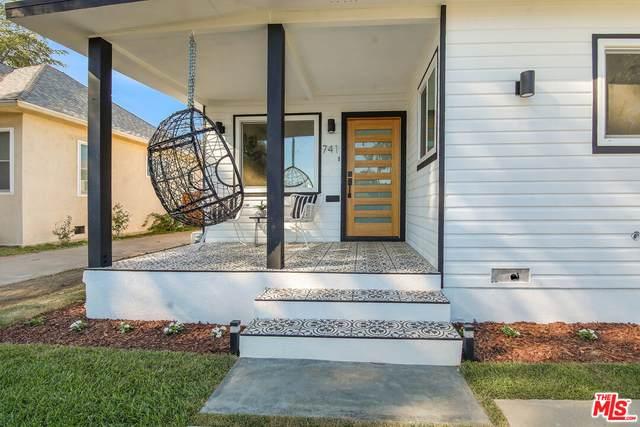 741 W 28Th St, Long Beach, CA 90806 (#21-784802) :: Lydia Gable Realty Group