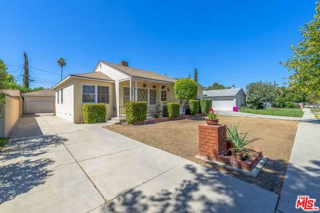 6701 Capps Ave, Reseda, CA 91335 (#21-784850) :: Randy Plaice and Associates