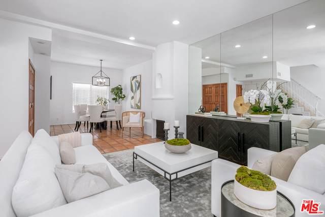540 W Knoll Dr #3, West Hollywood, CA 90048 (#21-784942) :: Montemayor & Associates