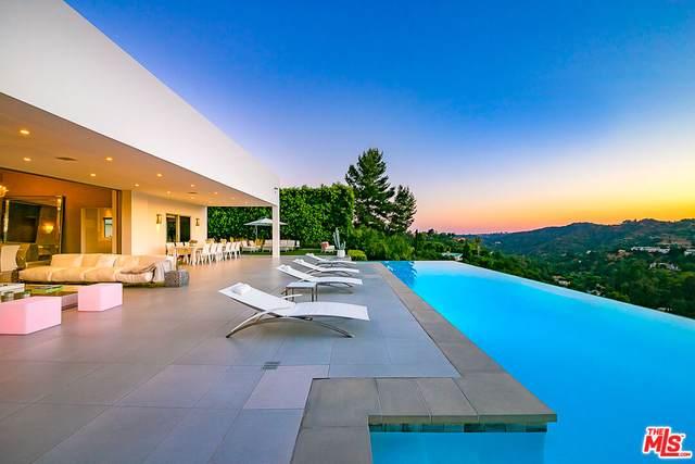 2791 Ellison Dr, Beverly Hills, CA 90210 (#21-785102) :: Montemayor & Associates
