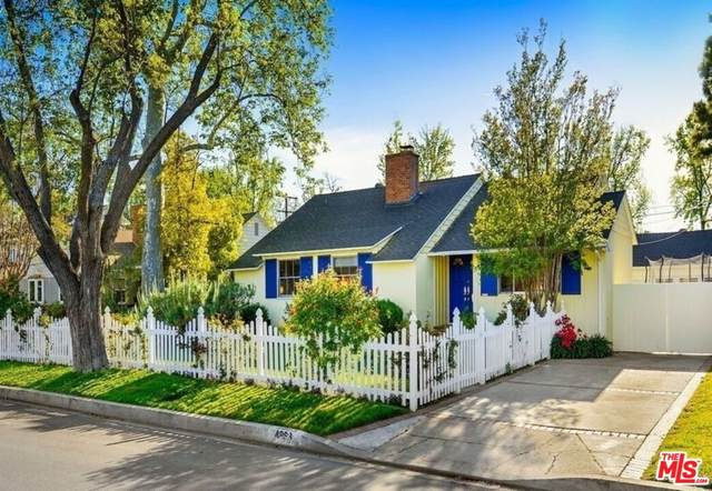 4863 Matilija Ave, Sherman Oaks, CA 91423 (#21-785152) :: The Grillo Group