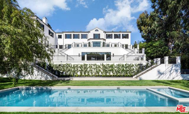 419 St Cloud Rd, Los Angeles, CA 90077 (#21-785176) :: The Grillo Group