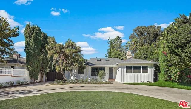 15247 Sutton St, Sherman Oaks, CA 91403 (#21-785192) :: The Grillo Group