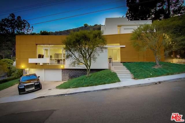 2271 Betty Ln, Beverly Hills, CA 90210 (#21-785218) :: Montemayor & Associates