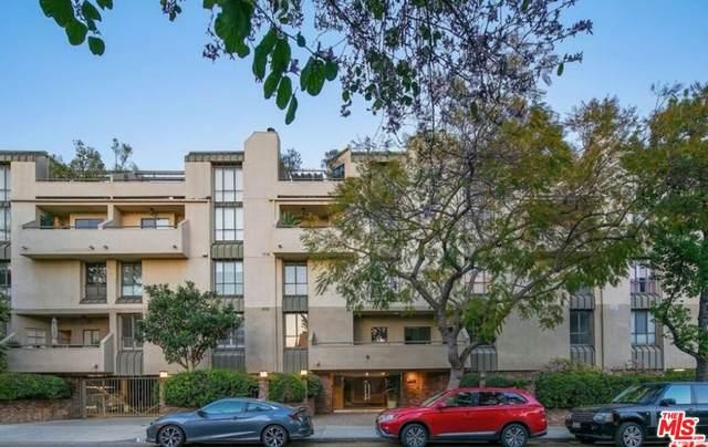 720 N Huntley Dr #104, West Hollywood, CA 90069 (MLS #21-785256) :: Mark Wise | Bennion Deville Homes