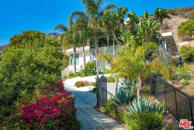3656 Las Flores Canyon Rd, Malibu, CA 90265 (#21-785262) :: Montemayor & Associates