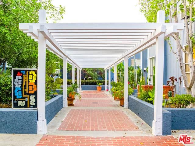 17711 Margate St #107, Encino, CA 91316 (MLS #21-785382) :: Zwemmer Realty Group