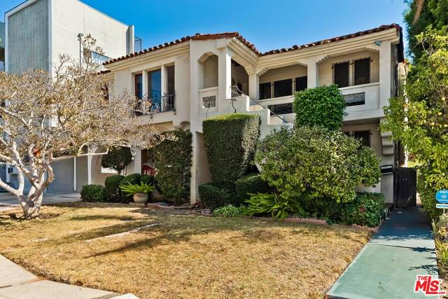 946 N Croft Ave, Los Angeles, CA 90069 (#21-785406) :: Compass