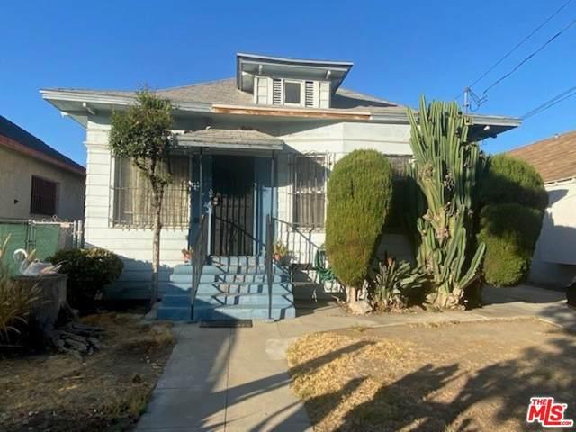 343 E 35Th St, Los Angeles, CA 90011 (MLS #21-785468) :: Mark Wise | Bennion Deville Homes