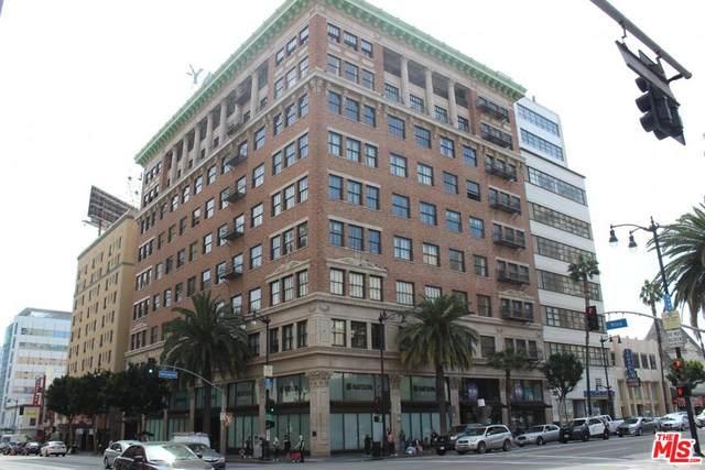 1645 Vine St #303, Los Angeles, CA 90028 (MLS #21-785524) :: The Sandi Phillips Team