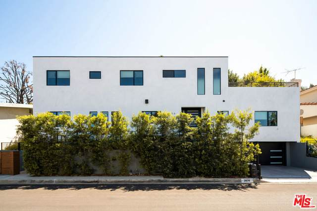 3836 Sherview Dr, Sherman Oaks, CA 91403 (#21-785566) :: The Grillo Group
