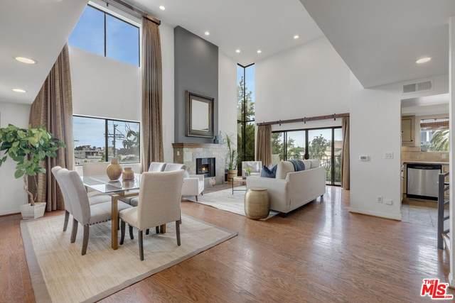 1059 S Shenandoah St #307, Los Angeles, CA 90035 (#21-785606) :: The Bobnes Group Real Estate