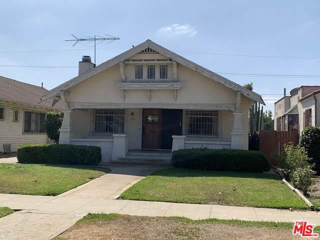 1856 W 43Rd St, Los Angeles, CA 90062 (#21-785624) :: The Pratt Group