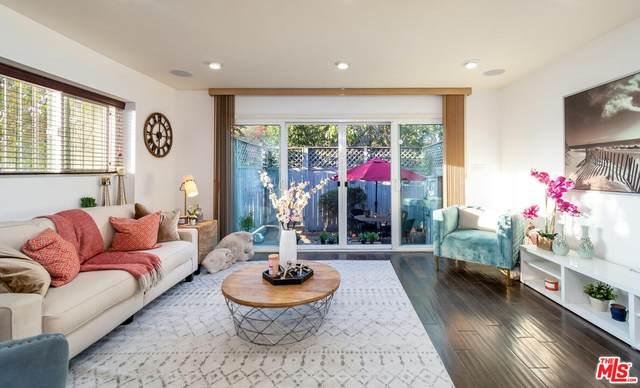 1890 S Cochran Ave #28, Los Angeles, CA 90019 (MLS #21-785672) :: Mark Wise   Bennion Deville Homes