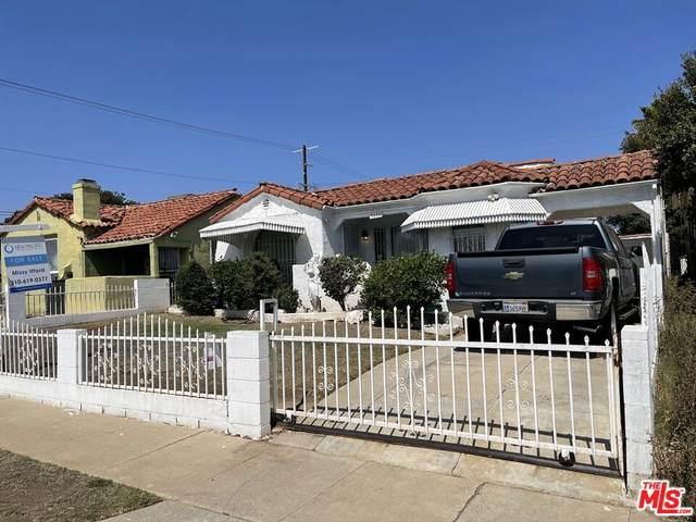 2055 W 85Th St, Los Angeles, CA 90047 (#21-785716) :: The Pratt Group