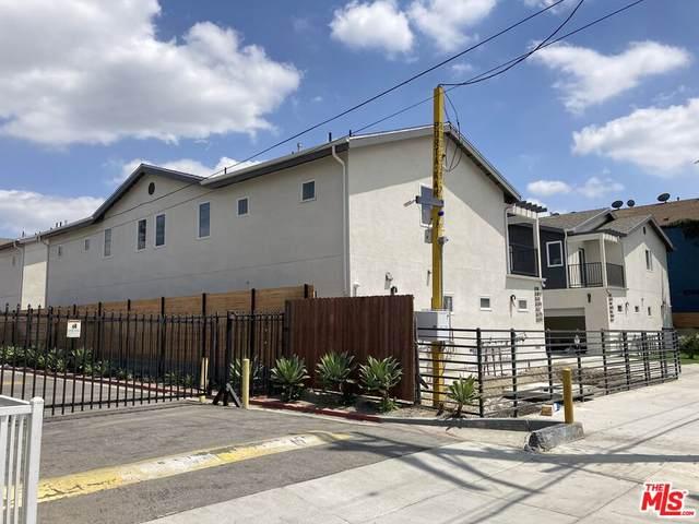 6516 Vineland Ave, North Hollywood, CA 91606 (#21-785776) :: The Pratt Group