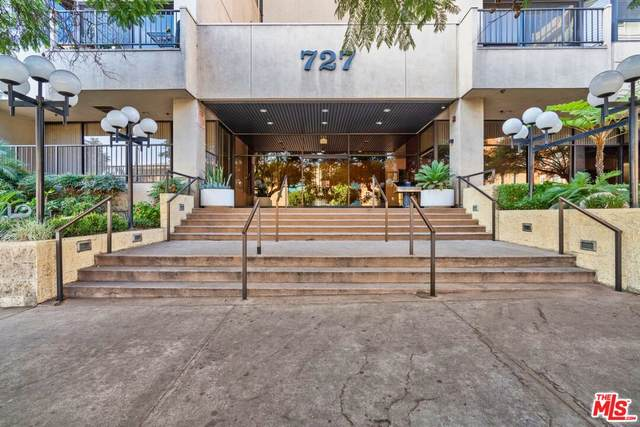 727 S Ardmore Ave #504, Los Angeles, CA 90005 (#21-785806) :: The Pratt Group