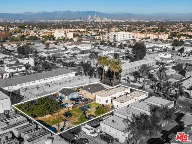6315 - 6319 Brynhurst Ave, Los Angeles, CA 90043 (#21-785824) :: Montemayor & Associates