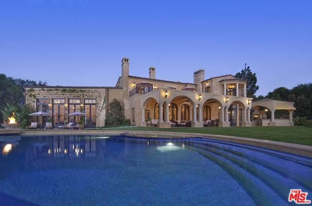 7 Beverly Ridge Ter, Beverly Hills, CA 90210 (#21-785828) :: Montemayor & Associates