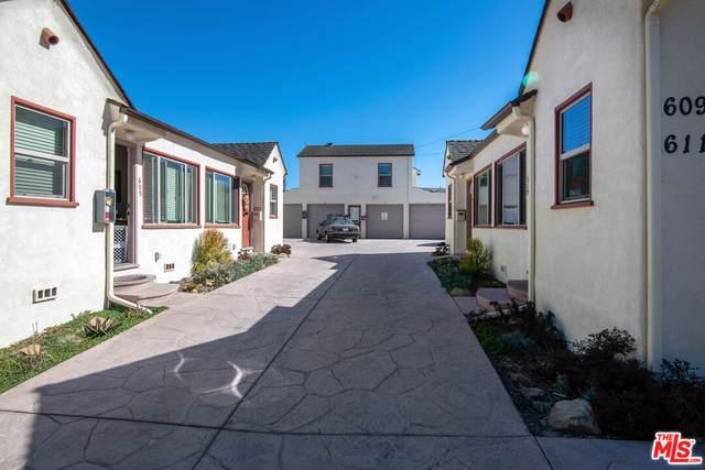 605 W Canon Perdido St, Santa Barbara, CA 93101 (#21-785850) :: Vida Ash Properties | Compass