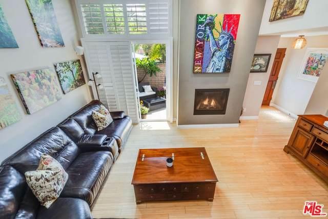 4758 La Villa Marina J, Marina Del Rey, CA 90292 (#21-785852) :: The Pratt Group