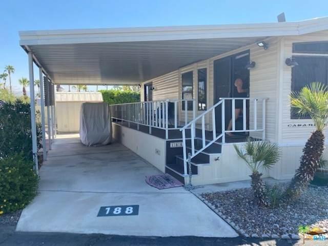 69801 Ramon Rd #188, Cathedral City, CA 92234 (MLS #21-785856) :: Hacienda Agency Inc