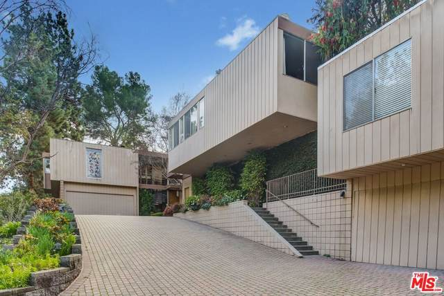 1131 Tower Rd, Beverly Hills, CA 90210 (#21-785918) :: The Grillo Group